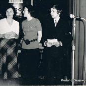 4. 3. Od l. Regina Witosław, Krystyna Turowska, Mirosław Siedlecki