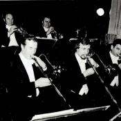 5. 6. Grupa instr. dętych Orkiestry PRiTV, 1977