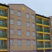 2. blok komunalny na os. Południe w Grajewie.
