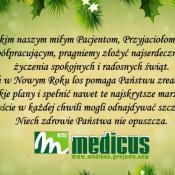 """16. NZOZ """"Medicus"""" w Grajewie"""