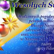 24. Jerzy Fidura - radny Miasta Grajewo