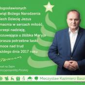 30. Poseł RP Mieczysław Kazimierz Baszko