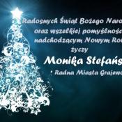 31. Monika Stefańska radna Miasta Grajewo
