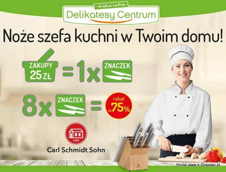 Delikatesy Centrum -promocje