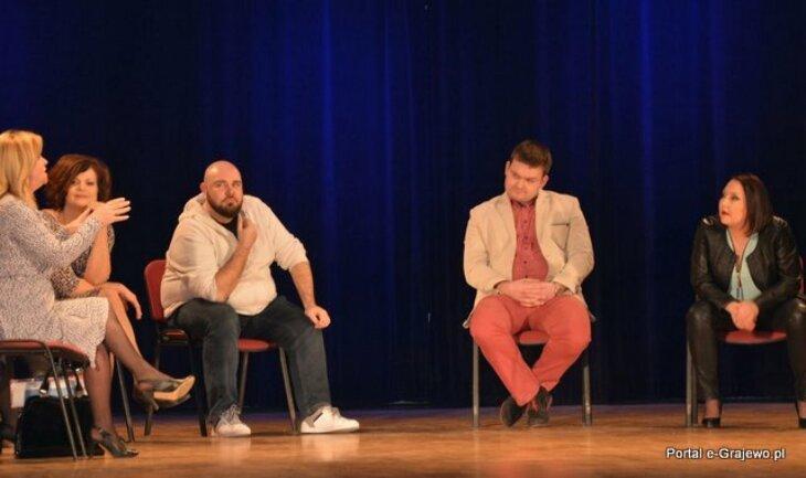 Spotkania z Teatrem w GCK