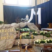 3. Parafia Narodzenia Najświętszej Maryi Panny w Rajgrodzie