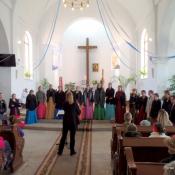 1. Kościół pw. św. Ojca Pio, Osiedle Południe