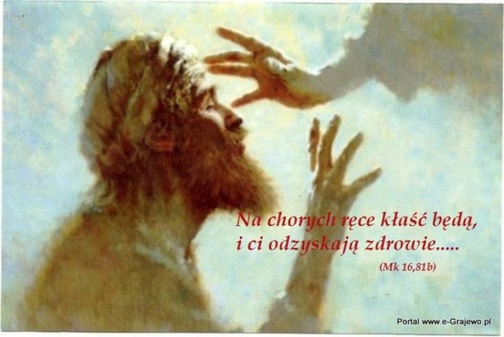 Msza z modlitwą o uzdrowienie