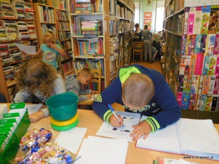 Dzień Dziecka z Biblioteką