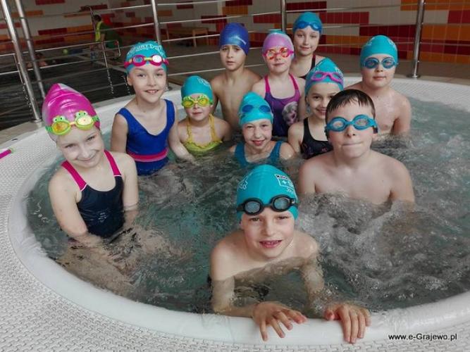 Szkoła Pływania WODNIK - zapisy