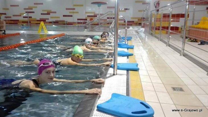 Szkoła pływania Wodnik zaprasza - zapisy już trwają