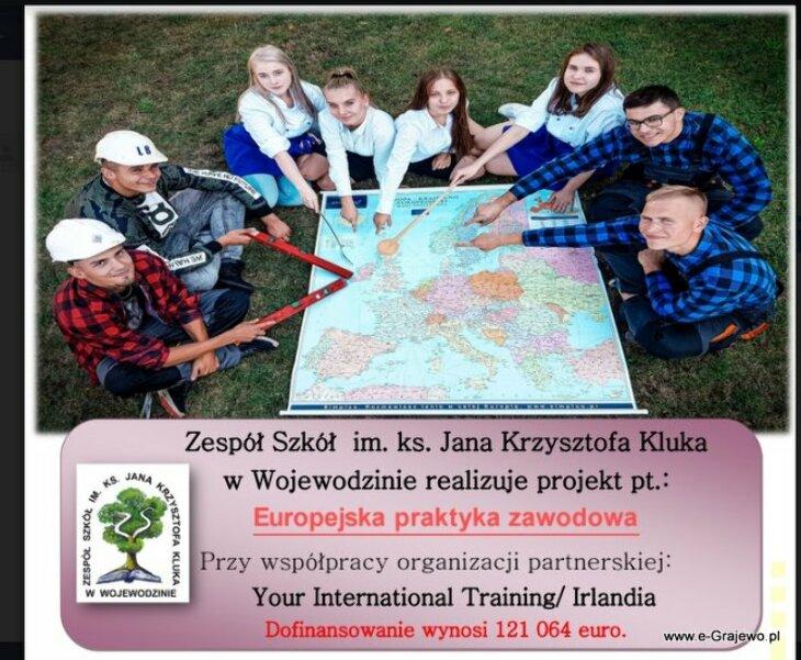 Erasmus+ w Wojewodzinie
