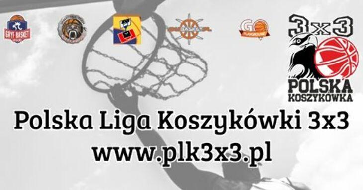 Rusza Liga Koszykówki 3x3