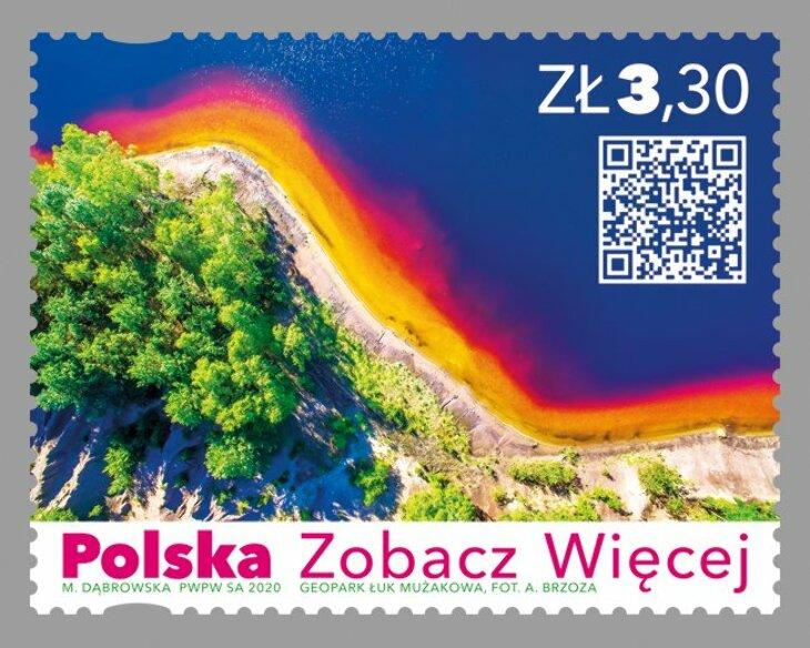 Kadr BbPN na znaczku