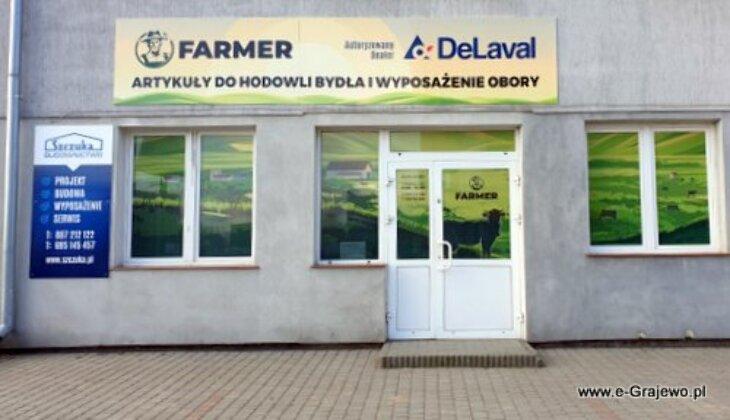 Farmer sklep rolniczy zaprasza