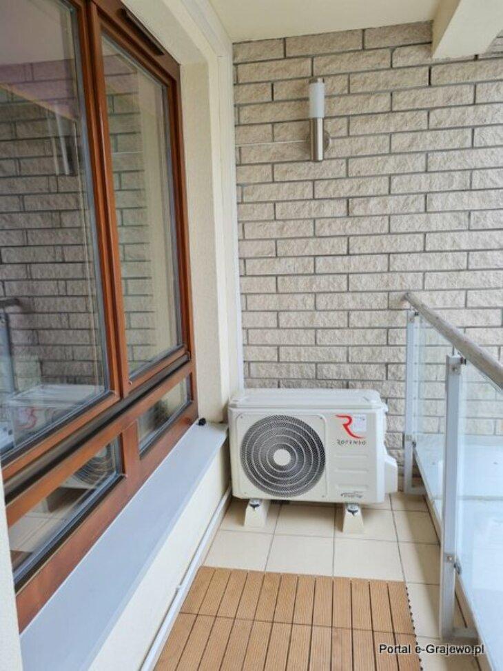 Klimatyzacja - montaż