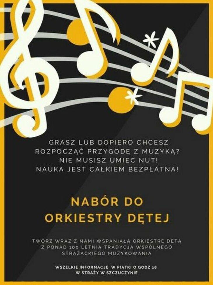 Nabór do orkiestry dętej