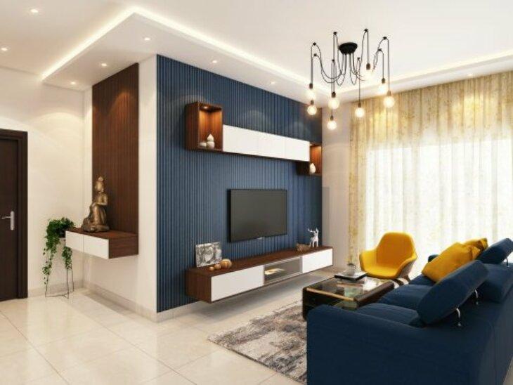 Jak łączyć kolory mebli i ścian w salonie?