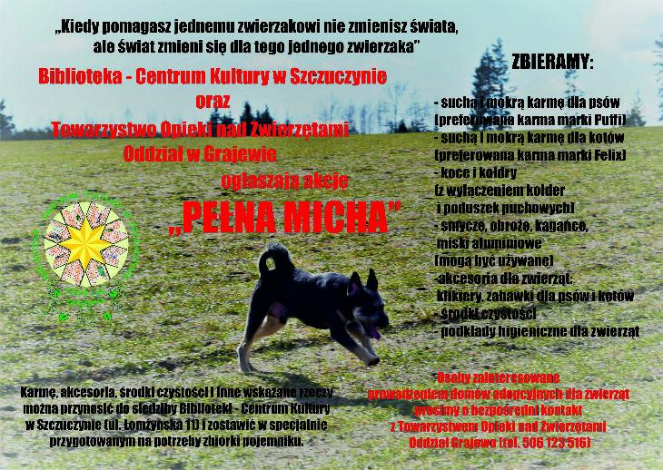 Psi Grosz na Pełną Michę