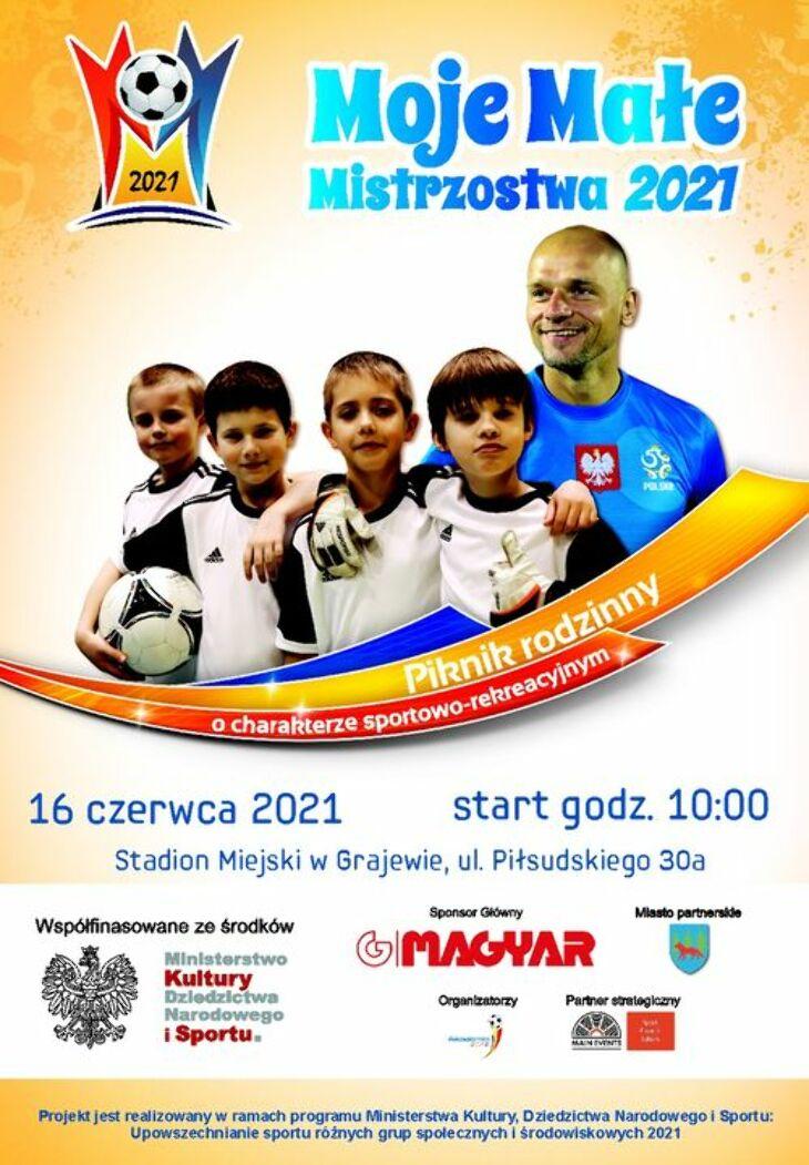 Moje Małe Mistrzostwa –2021