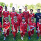 4. Mateusz Tuzinowski i jego zespół  r. 2011