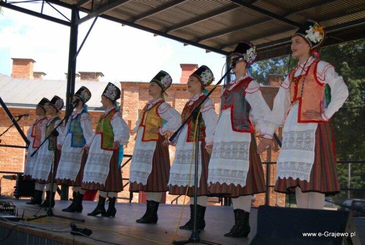 Grajewski Piknik z Folklorem