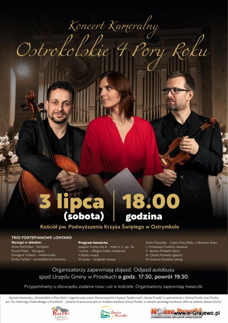 Koncert w Ostrymkole (3.07)