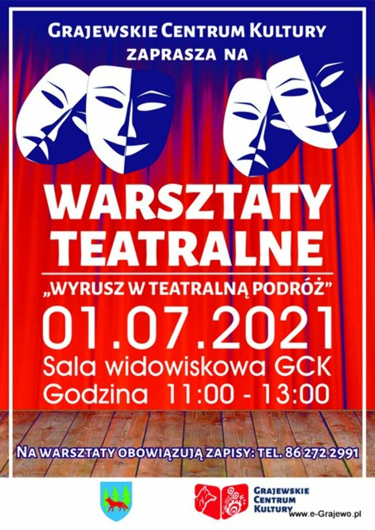 Warsztaty teatralne (01.07)
