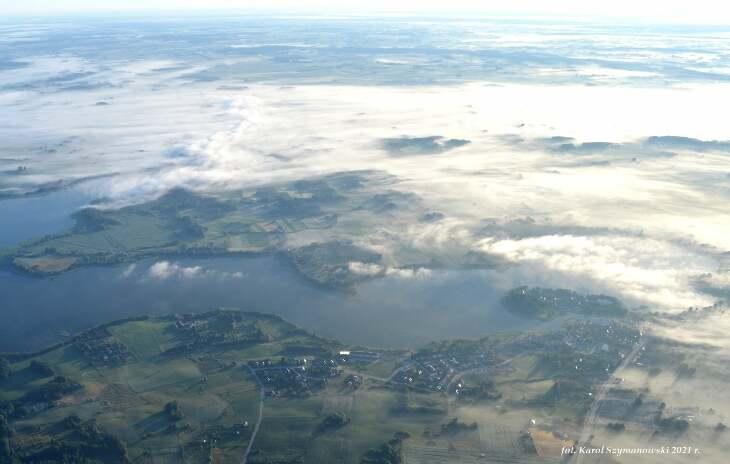 Aerogaleria: Zdjęcia z powietrza Karola Szymanowskiego