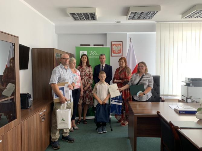 Szczuczyn: KRUS XI edycja Ogólnopolskiego Konkursu Plastycznego dla Dzieci