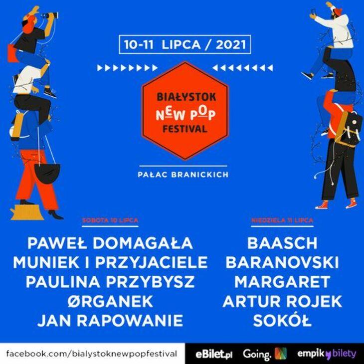 Białystok New Pop Festival 10-11.07