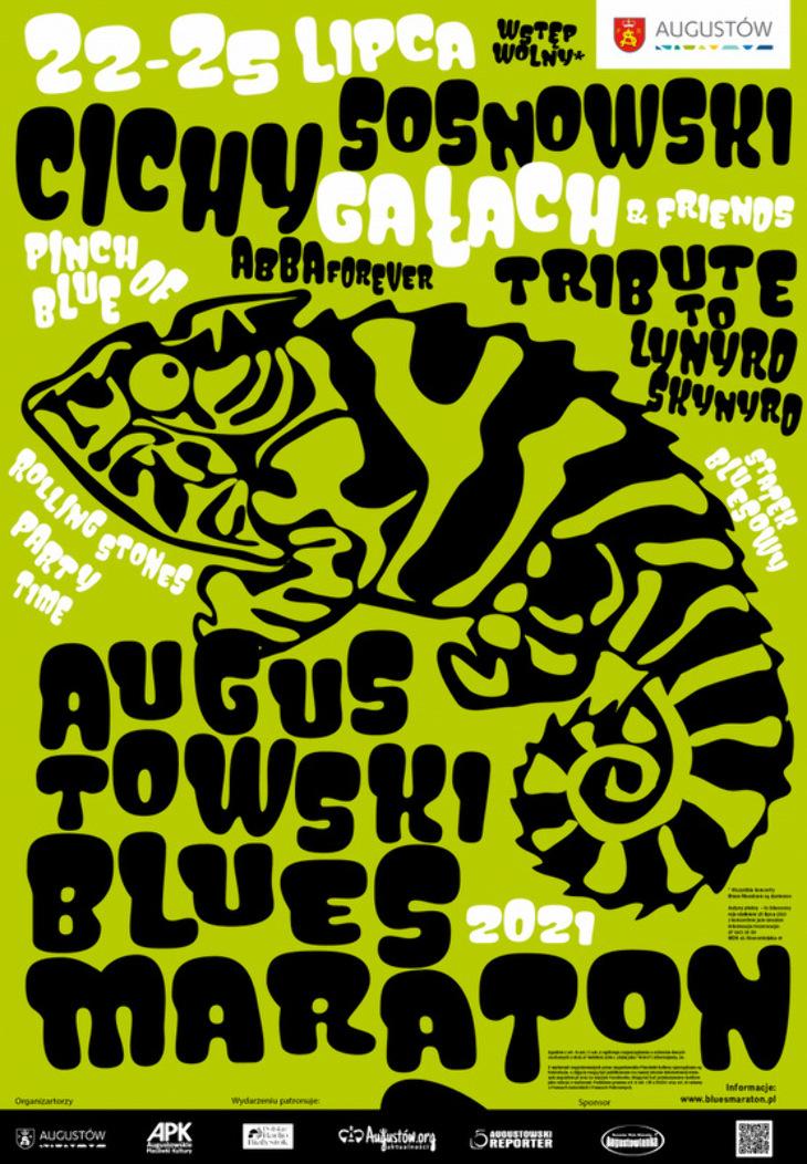 Augustowski Blues Maraton 22-25 lipca