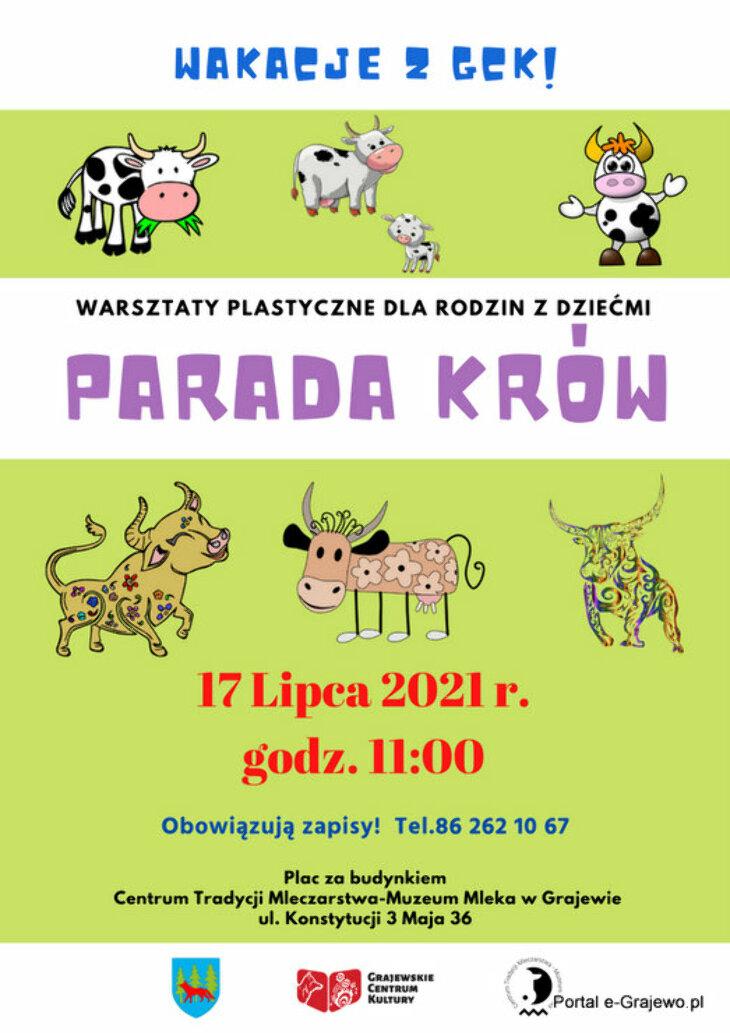 Parada krów