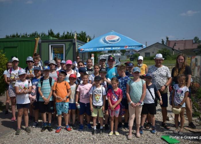 Szczuczyn: Pierwszy tydzień Kulturalnych Wakacji z BCK w Szczuczynie! (05-09.07)