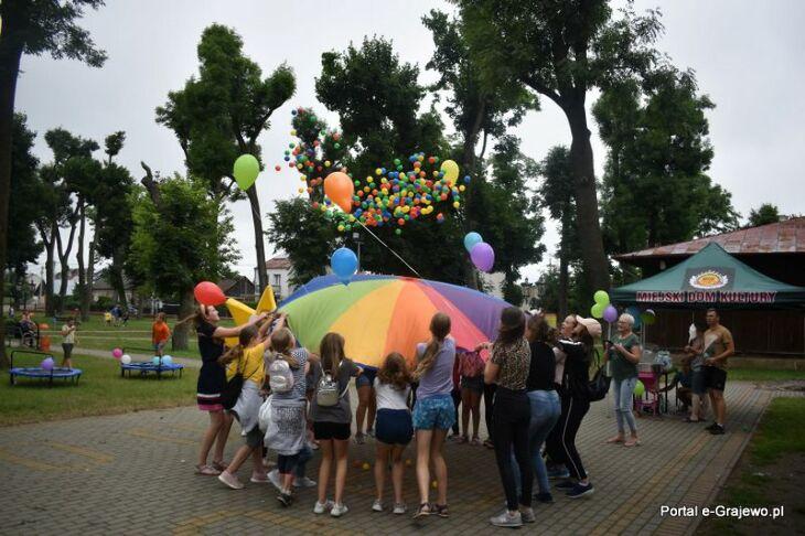 Pierwszy tydzień Kulturalnych Wakacji z BCK w Szczuczynie! (05-09.07)