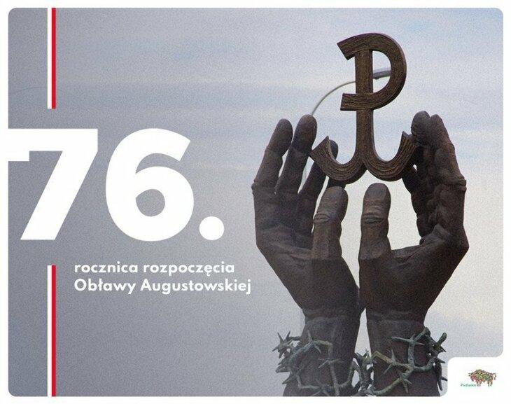 76. rocznica Obławy Augustowskiej
