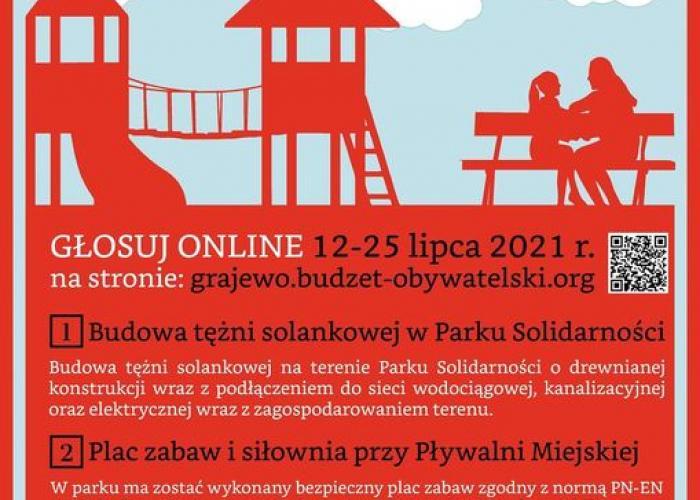 Budżet Obywatelski na 2022 r.