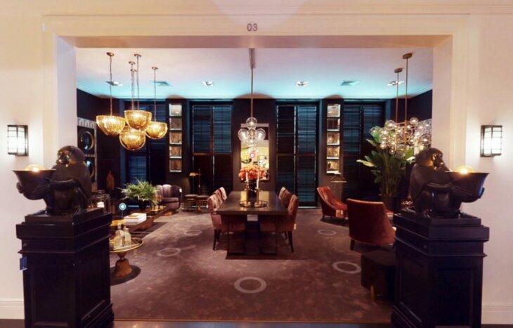 Zdefiniuj swój dom na nowo - jak odmienić wnętrze z lustrami marki Eichholtz