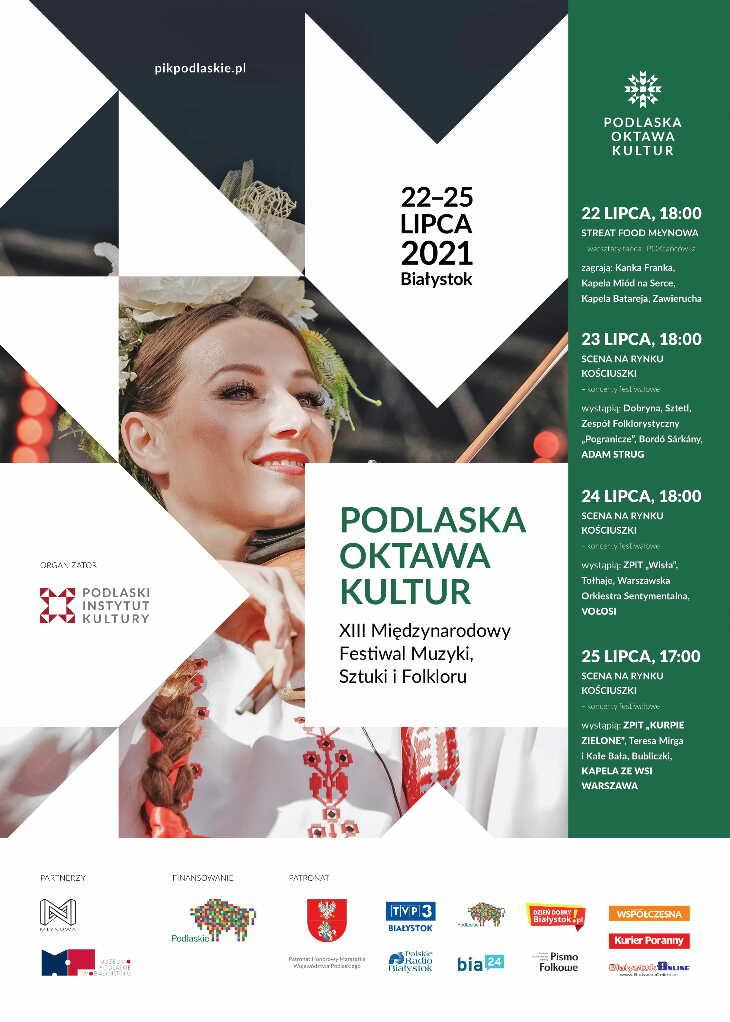 Podlaska Oktawa Kultur 2021
