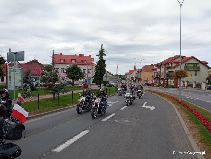 IV Grajewski Zlot Motocyklowy 2021 (wideo)
