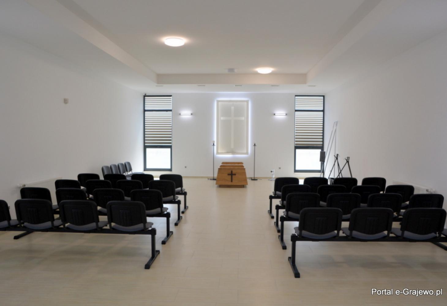 Za kilka dni rozpoczyna działalność nowa Kaplica Pogrzebowa