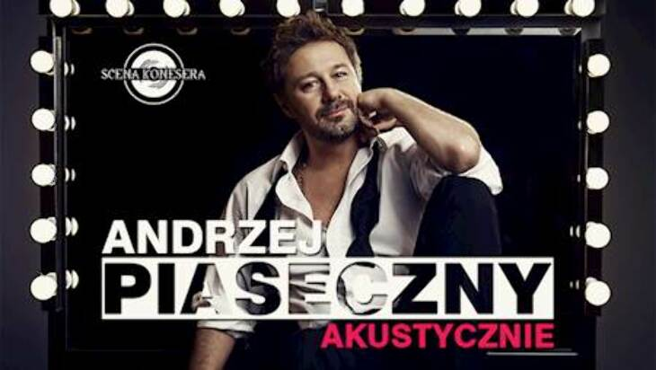 Andrzej Piaseczny - Akustycznie w Ełku (9.11)