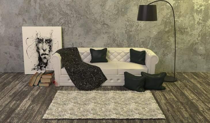 Przytulnie i bezpiecznie - kilka słów o dywanach pluszowych