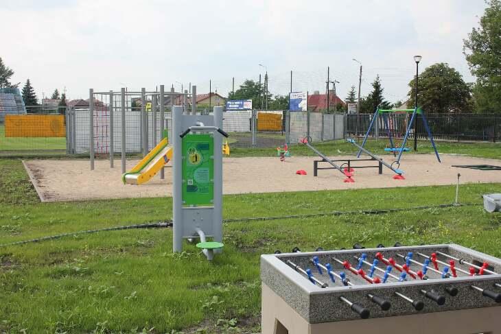 Nowa Otwarta Strefa Aktywności już dostępna dla mieszkańców
