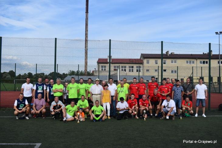 XI Turniej Piłki Nożnej im. Emila Świderskiego