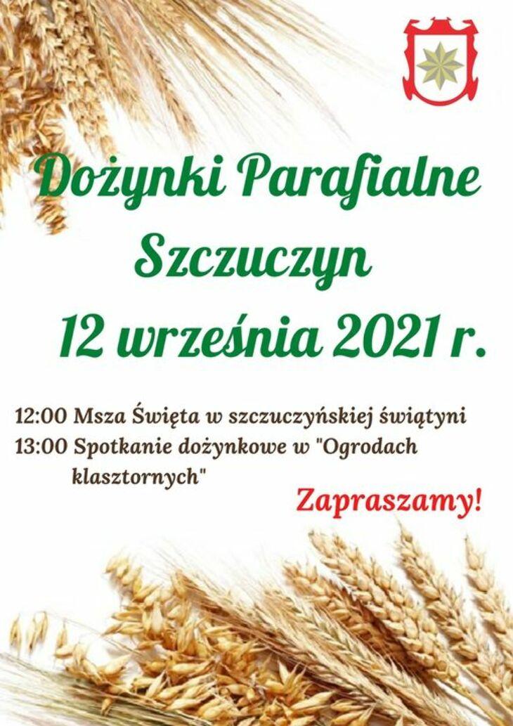 Dożynki Parafialne 2021