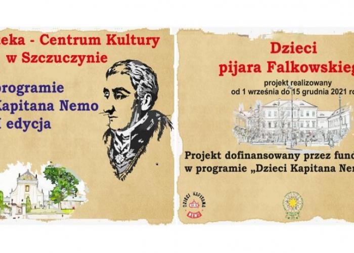 Szczuczyn: Dzieci pijara Falkowskiego - projekt realizowany z Fundacji BGK