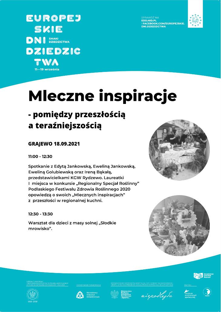 Europejskie Dni Dziedzictwa w Grajewie
