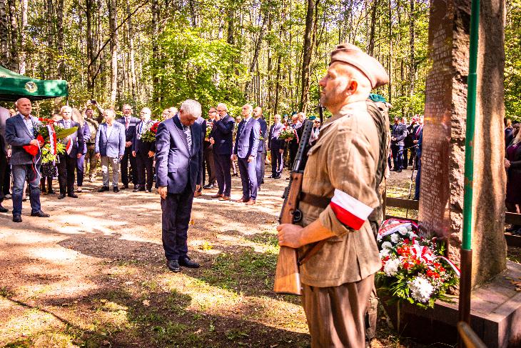 77. rocznica bitwy w rejonie Osowe Grzędy
