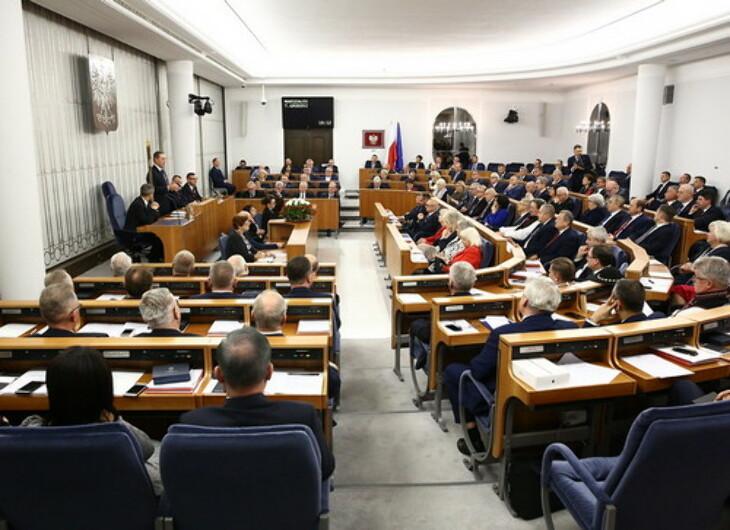Senat za ustawą o podwyżkach